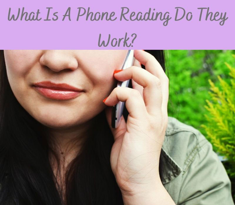 what is a phone reading